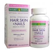 Viên uống làm đẹp da móng tóc Hair Skin & Nail Nature's Bounty