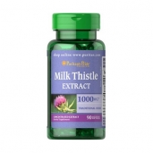 Thuốc bổ gan Milk Thistle Extract 1000mg của Puritan's Pride - 90v