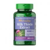 Thuốc bổ gan Milk Thistle Extract 1000mg của Puritan's Pride - 180v
