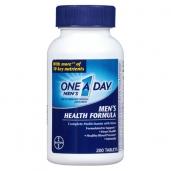 Vitamin cho nam trên 50 tuổi ONE A DAY Men - 220v