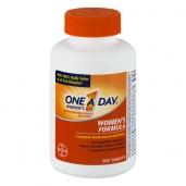 Vitamin cho nữ trên 50 tuổi - ONE A DAY Womens - 200v